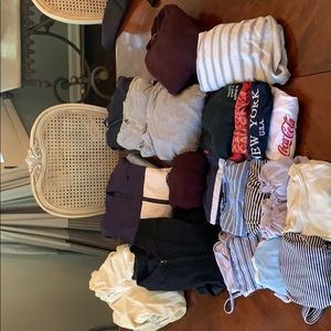 Huge lot of brandy melville clothes